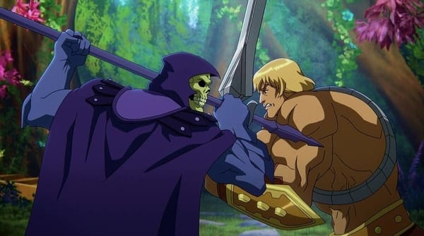 Masters of the Universe Revelation Part 1 Review